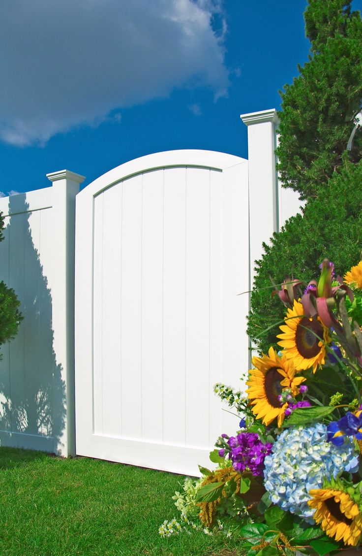 109 best vinyl fence images on pinterest fence ideas pvc vinyl images of illusions pvc vinyl wood grain and color fence baanklon Image collections