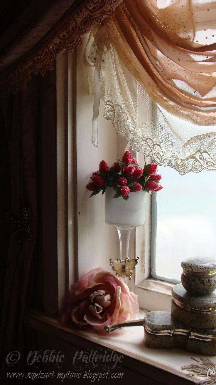 by my window