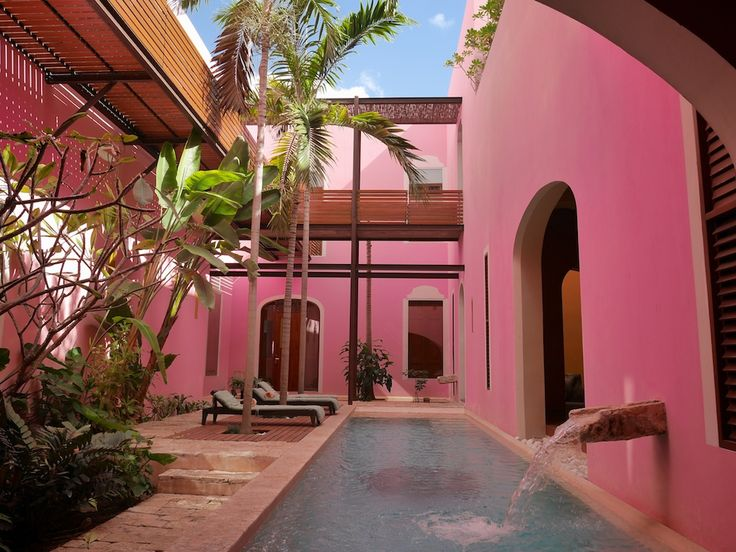 79 best images about reyes r os y larra n on pinterest for Design hotel yucatan