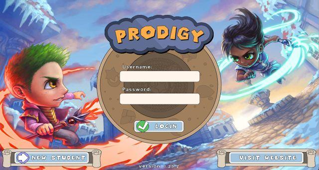 Prodigy, aka How I Got My Students Hooked On Math!