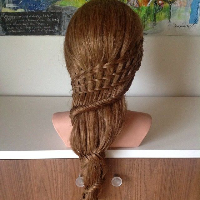 Miraculous 1000 Images About 4 Strand Braid Hairstyles On Pinterest Short Hairstyles Gunalazisus