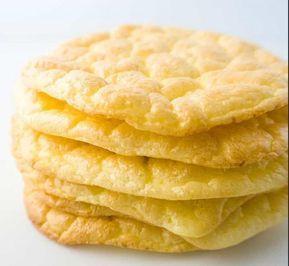 Aquí está la receta de pan sin harina a 0 SP o nube de pan como nos gusta …
