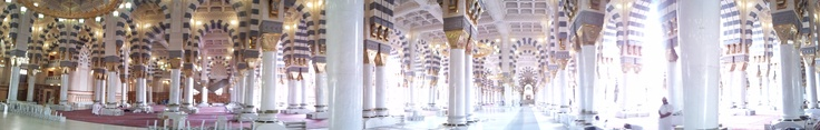 masjid an-nabawi . madinah al munawarah