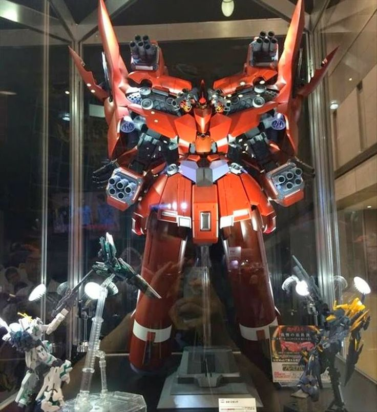 HGUC 1/144 Neo Zeong On Display At International Tokyo Toy