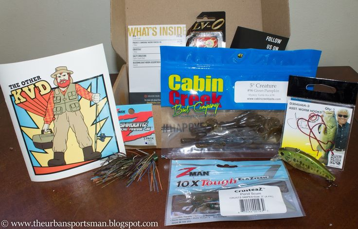 1000 ideas about tackle box on pinterest fishing for Fishing mystery box