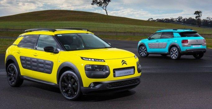 Yellow is most popular Citroën Cactus colour http://behindthewheel.com.au/yellow-is-most-popular-citroen-cactus-colour/