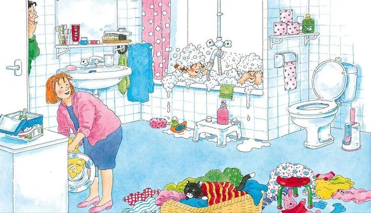 badkamer > >> >  things rarely stay neat for long when you have children,  BUT it will be the best years of your life!!