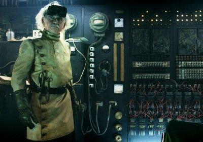 マッドサイエンティスト、リヒター博士のキャラクターも強烈