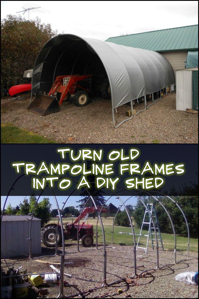 25 Best Ideas About Old Trampoline On Pinterest