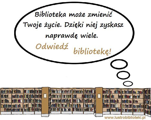 Odwiedź bibliotekę!
