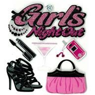 Jolee's Boutique® | Girls' Night Out Stickers  $4.39