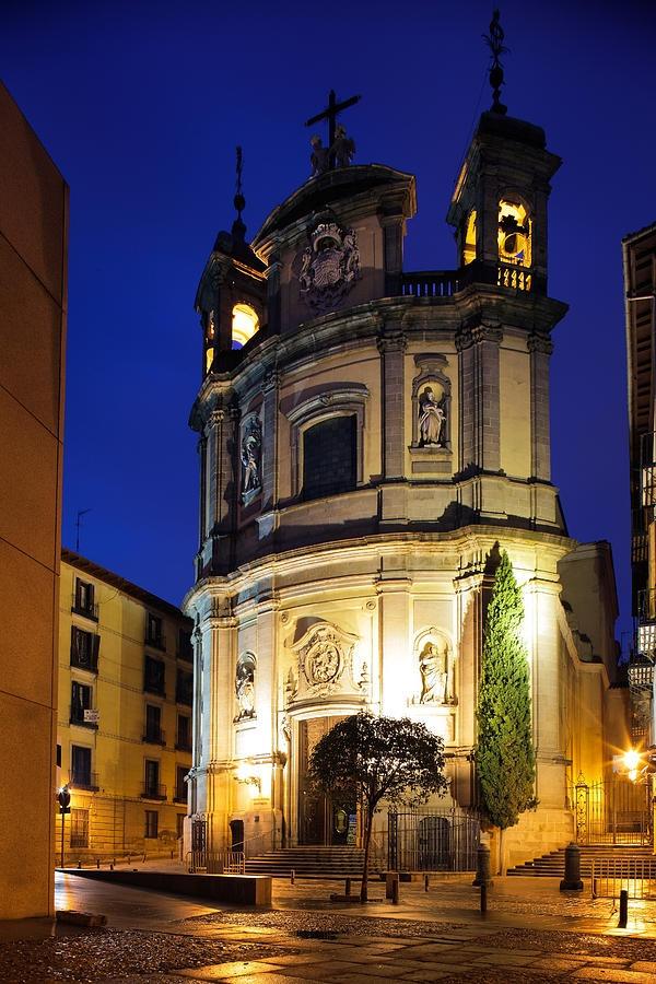 ✯ Basilica de San Miguel - Madrid, Spain