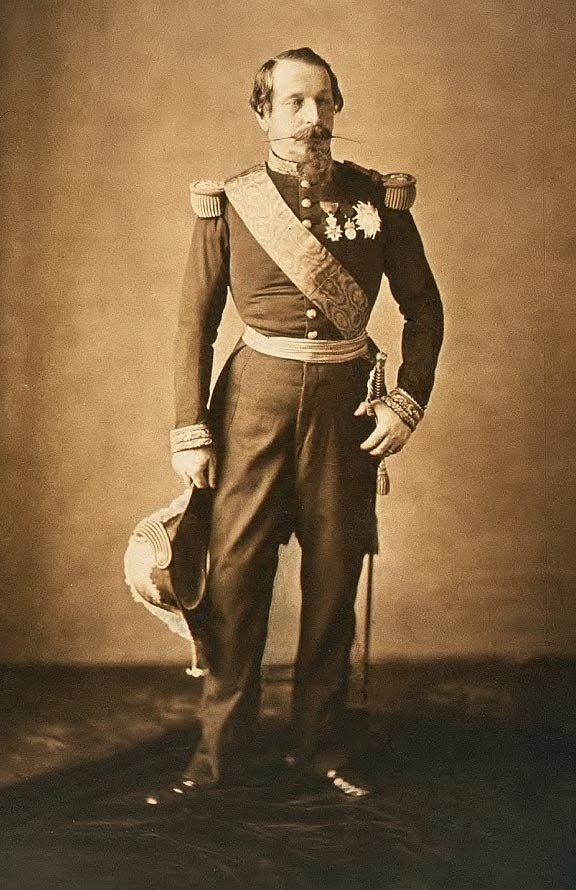 Napoléon III (1808-1873) Proclamé Empereur des Français le 2 décembre 1852