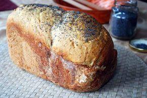 Pan de Semillas, receta para panificadora