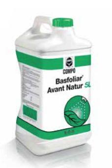 Basfoliar® Avant Natur 5-0-0  Υγρό οργανικό λίπασμα με υψηλή περιεκτικότητα σε αμινοξέα, 100% φυτικής προέλευσης. ΕΓΚΕΚΡΙΜΕΝΟ ΓΙΑ ΧΡΗΣΗ ΣΤΗ ΒΙΟΛΟΓΙΚΗ ΓΕΩΡΓΙΑ