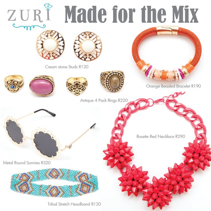 J&B Met Inspiration for your jewellery and accessories.  Why not mix it up with Zuri, there is something for everyone!  What look will you be going for at the J&B Met?  #Fashion #Inspiration #Jewellery