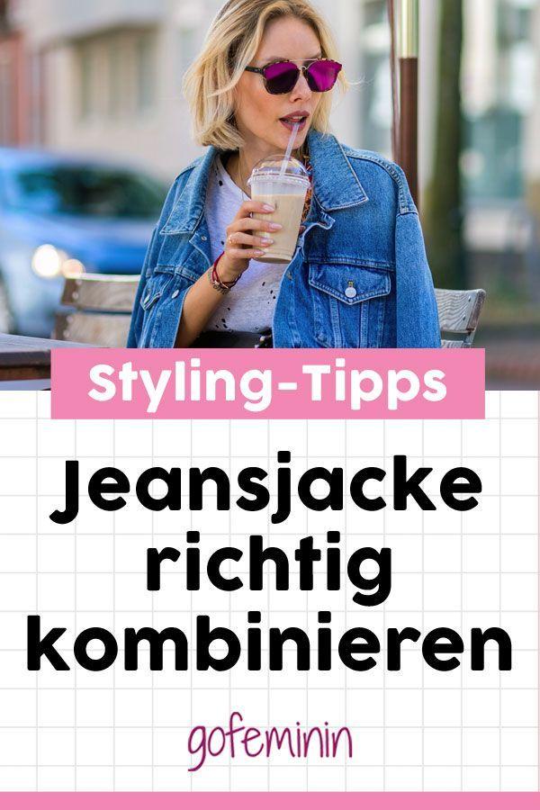 Jeansjacke kombinieren: Styling Tipps für jede Figur