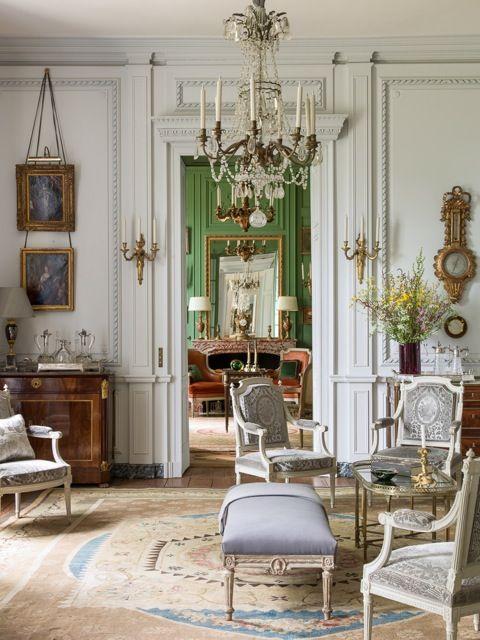 Fourcas Hosten Grand Salon / Coorengel-Calvagrac