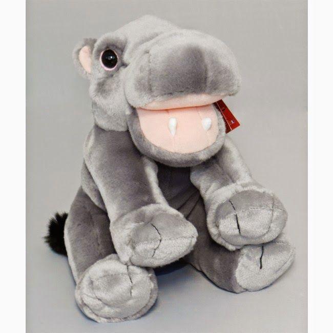 Peluche Hipopótamo | Peluches Originales