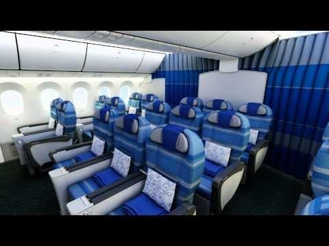 For the past few days we have been sharing images of our new Boeing 787 Dreamliner cabin. Now, we would like to share a video with you :) How do you find it? | W ostatnich dniach pokazywaliśmy Wam wnętrze naszego nowego Dreamlinera. Chcielibyśmy pochwalić się całym filmem :) Jak Wam się podoba?