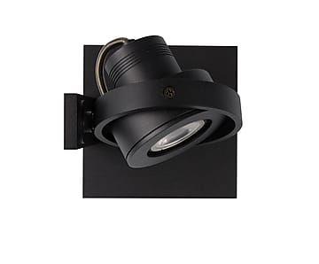 Projecteur, noir - Ø11
