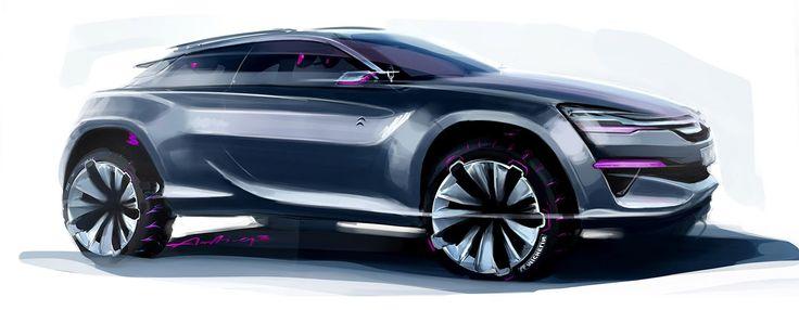 Citroën CUV | Antti Savio