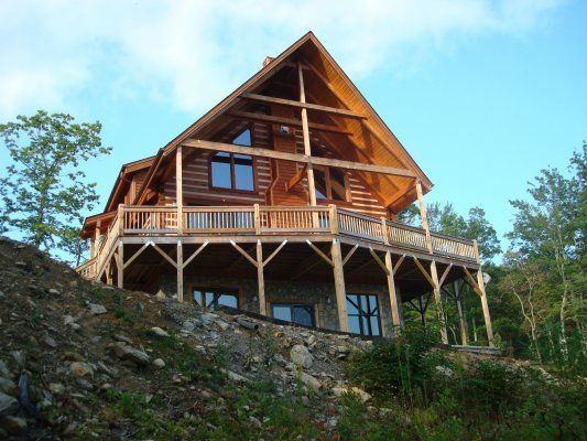 7 best for christie to see images on pinterest blue for Boone cabin rentals nc