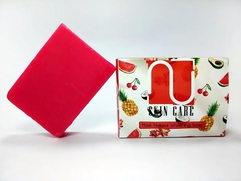 Mask Natural Whitening Soap By Nu Skin Care Review