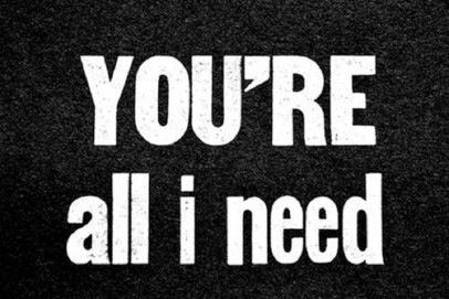 All I need-  Radiohead