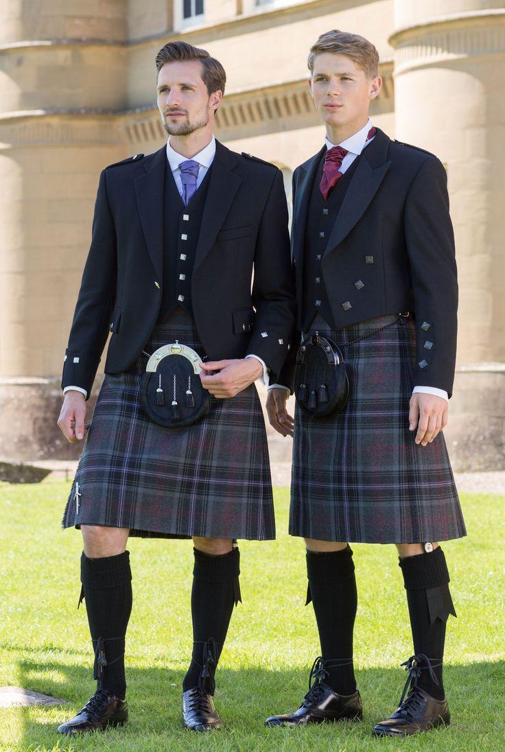 Scottish Spirit Prestige Tartan Exclusive to Slater Menswear