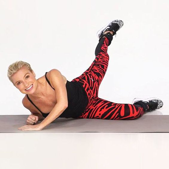 Work Out With Celebrity Trainer Tracy Anderson Video - ABC ...