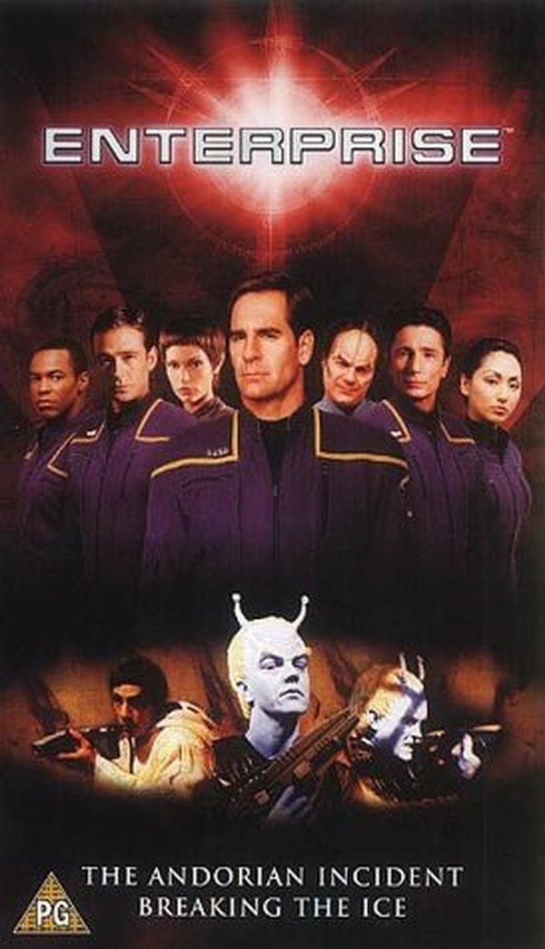 Star Trek: Enterprise (TV Series 2001–2005)