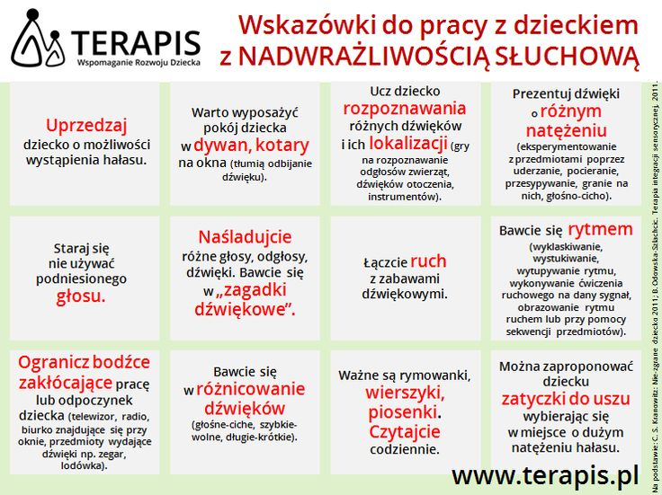 Terapis: Integracja sensoryczna