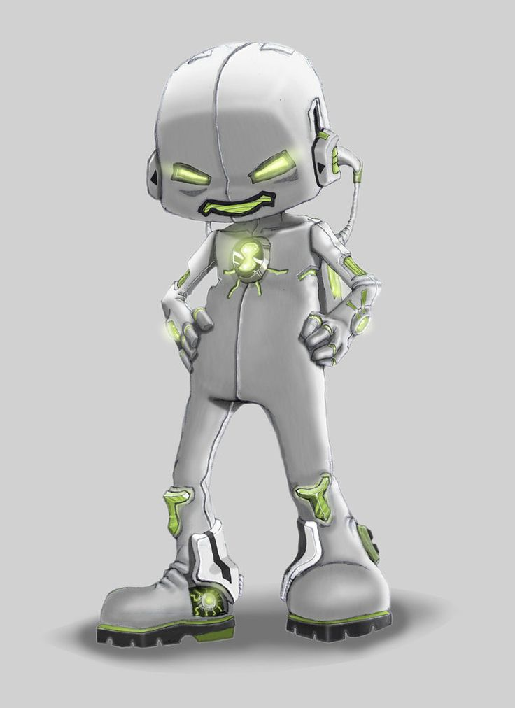 Echo-Echo (Ben 10 Alien Force) by ArteHars