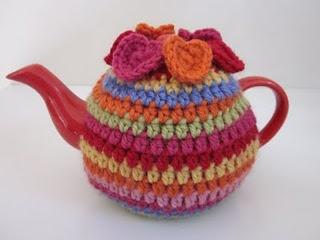Teapot cozy. Inspiration