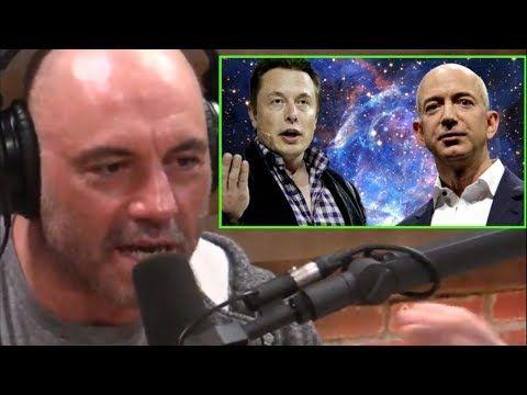 26 Joe Rogan Elon Musk Jeff Bezos Vs Nasa Youtube Breaking