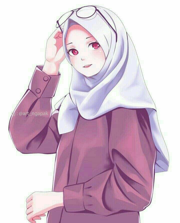 Dendam Ali Ea Fanfict Complete In 2021 Anime Muslimah Cartoon Girl Images Girls Cartoon Art Cool tomboy hijab anime wallpaper