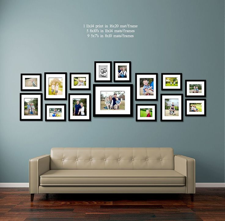 Picture Frame Wall Ideas 37 best family photo display ideas images on pinterest | frames