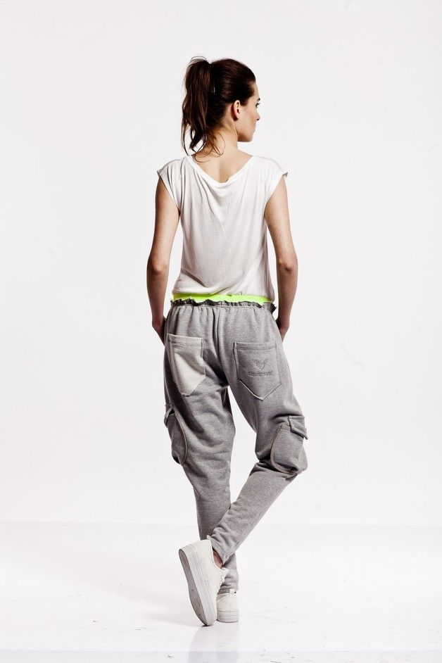 Spodnie COMBAT - never_ever - Pozostałe