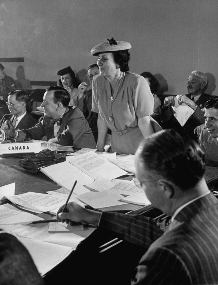 Bertha, a brasileira que pôs a Mulher na Carta da ONU - PÚBLICO