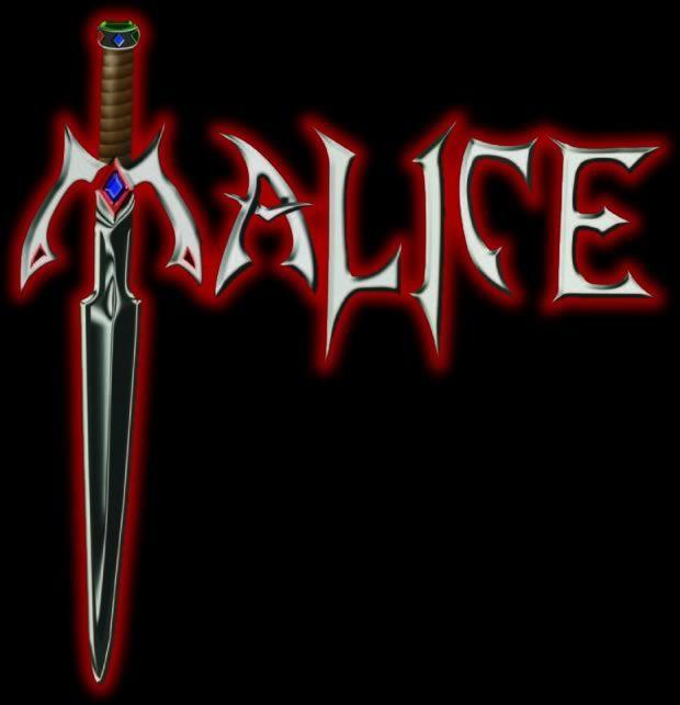 logo for the minnesota power metal band malice minnesota ya sure rh pinterest com Nu Metal Band Logos Black Metal Band Logos