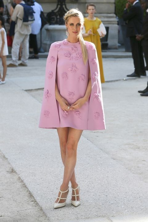 Our favorite style stars descended upon the City of Lights for Haute Couture week: Nicky Hilton.
