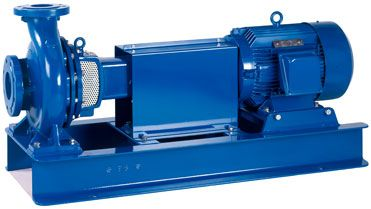 Single stage centrifugal pump for fresh or seawater from Apex Pumps