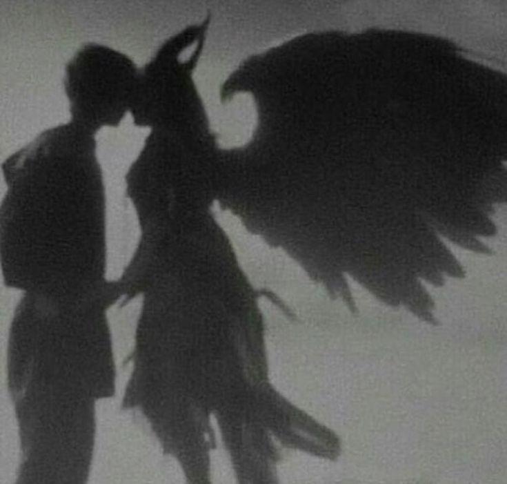 #love #aesthetic #grunge #couple #shadow #dark
