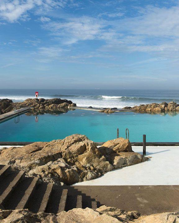 La piscine des Marées, à Leçà da Palmeira, par Álvaro Siza © Vincent Leroux