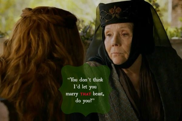 Image result for lady olenna