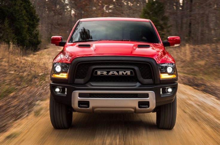 Dodge Ramcharger 2018 Motor Performance
