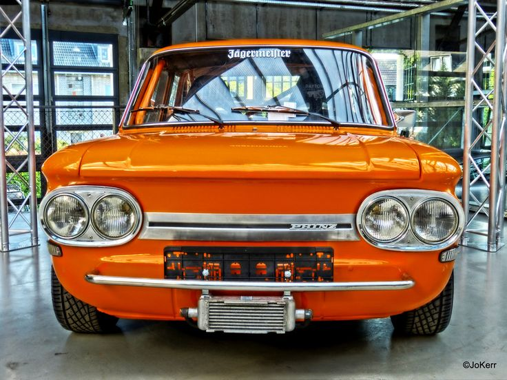 NSU Prinz by Jo Kerr on 500px