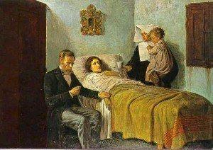 La interpretación de sueños soñar con enfermedad
