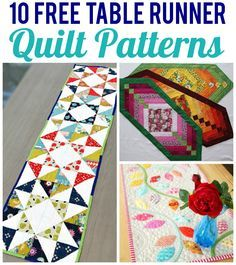 Needing some handmade gifts to bestow upon family and friends? Check out this fun roundup of our favorite small quilted gifts to make. The best part? They're so easy and there isn't a real quilt in sight!